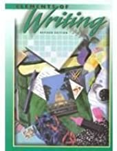 Elements of Writing, 3rd Course/Grade 9, Revised Edition