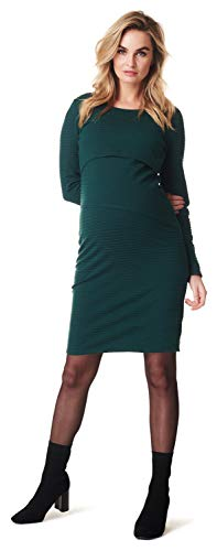 Noppies dames jurk Dress nurs ls Line