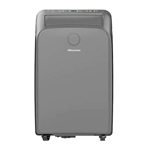 Hisense 300-sq ft. 115-Volt Portable Air Conditioner Dehumidifier Wi-Fi & Bluetooth Works with The Google Assistant and Amazon Alexa AP1019CW1G