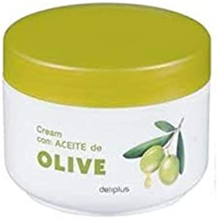 Deliplus Crema Hidratante de Oliva 200 ml