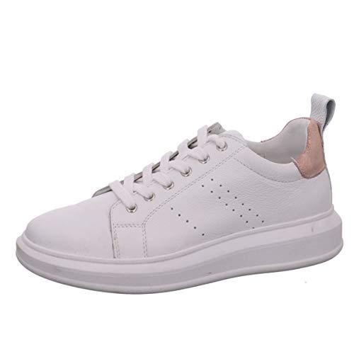 PS Poelman Damen Sneaker Low LPCAROCHA-02POE weiß 36