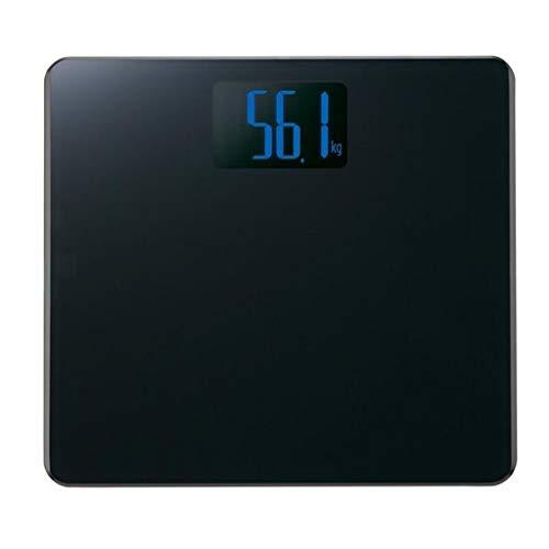 GLJJQMY Báscula de Peso báscula electrónica hogar Escala de Salud Corporal Medida 400 kg Escala electrónica