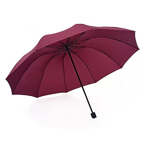 PUK Marca Anti UV Paraguas Grande Lluvia Mujeres Plegable a Prueba de Viento Sol Grandes Hombres Hi-Q Corporation Paraguas Mujer Parasol Chino