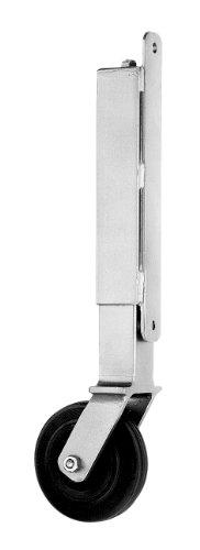 GAH-Alberts 416850 Torlaufrolle für schwere und Breite: Tore, b.70 Kg Torgew., feuerverzinkt zum Anschrauben, Rø 100 mm