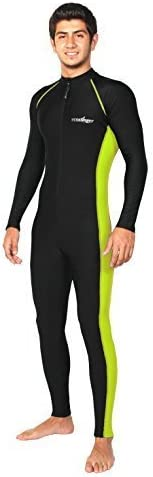 EcoStinger Men Inventory cleanup selling sale Full Body Swimsuit Sun Guard Sk Some reservation Stinger Dive Suit