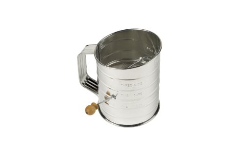 Goodcook Sifter Kitchen Essentials, Medium, Silver