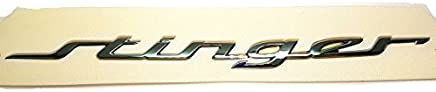 Genuine OEM Stinger Lettering Emblem Badge For 2017 2018 2019 Kia Stinger