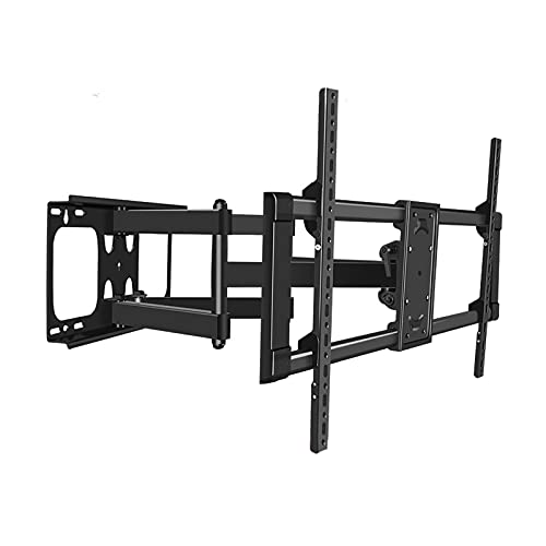 Soporte TV Motion Motion TV Montaje de pared Soporte Universal Articulation Arms Swivels Tilts Extension Rotation TV Mount Para la mayoría de los televisores de pantalla plana LCD LED LED de 50 '-85'