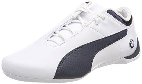 Puma BMW Ms Future Cat, Sneakers Basses Mixte Adulte, Blanc...