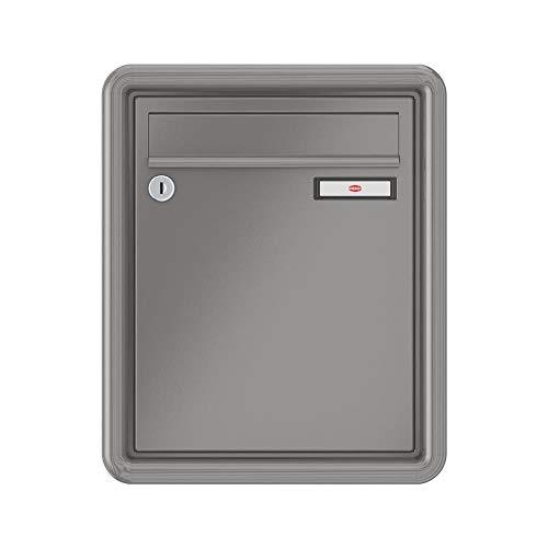 RENZ / RS3000 / Unterputz-Briefkastenanlage Einbau-Briefkasten/RAL-Farbe/Volumen 8 L/Dein-Briefkasten.de