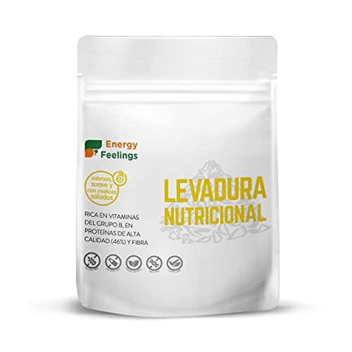 Energy Feelings Levadura Nutricional en Copos - 75g