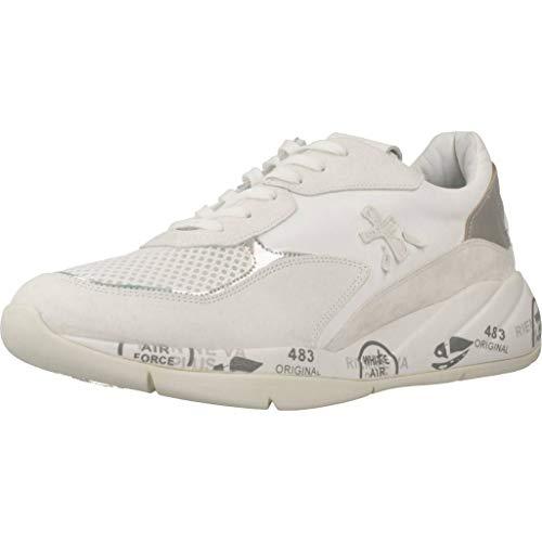 PREMIATA Damen Sneaker Scarlett 3694 weiß 626768