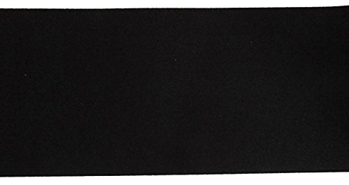 3 m Gummiband 40 mm schwarz