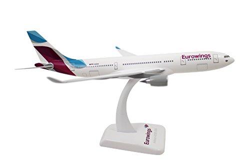 Limox Wings EW02 - Eurowings Airbus A330-200 1:200