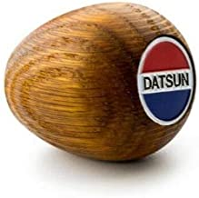 Datsun Shift Knob Oak (Datsun Red White Blue) 240z, 260z, 280z (M8 x 1.25)