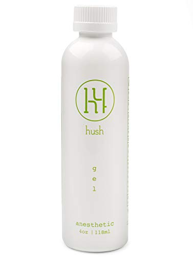 Hush tattoo numbing gel