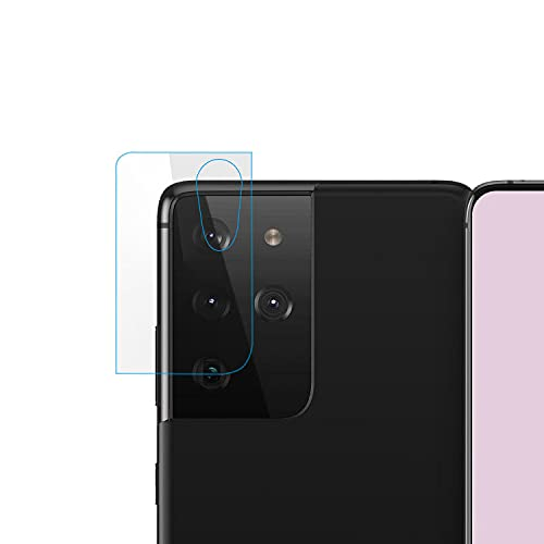 Galaxy S21 Ultra 5G カメラレンズ 強化ガラス レンズ保護 硬度7.5H 0.2mm サムスン ギャラクシーS21ウルトラ 強化ガラス ガラスフィルム 高透明 カメラレンズ保護(Galaxy S21 Ultra 5G)