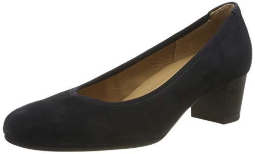 Gabor Shoes Damen Fashion Pumps, Blau (Pazifik 16), 38 EU