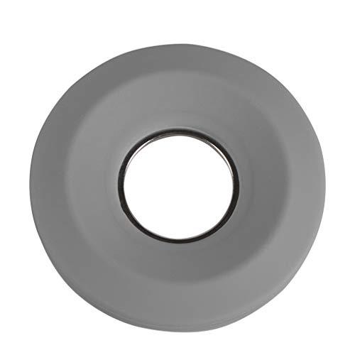 Fangjuhua Portátil del buñuelo de Silicona en Forma Auricular Carrete de Cable de la devanadera del Auricular del Auricular de la devanadera de Bobina Organizador de Cables USB