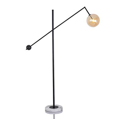 WYA Any Home Lamp staande lamp marmer modern woonkamer slaapkamer design kristallen bol