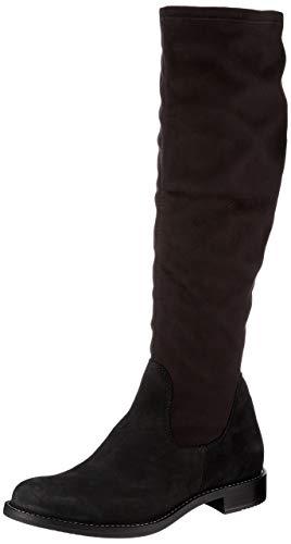 ECCO Women's Riding Fashion Boot, Black, 12-12.5