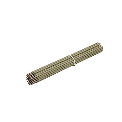 DSFHKUYB Varillas de Soldadura, Acero Inoxidable J422 102 Varilla de Soldadura, escoria fácil de Quitar Arco Caliente Arco Estable Salpicadura pequeña para soldar (1 kg),Diameter: 3.2mm