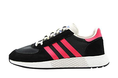 Adidas Marathon Tech Black Pink Größe: 10(44⅔) Farbe: Black