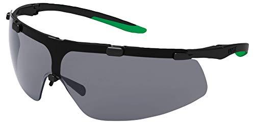 Uvex Super Fit Schweißer-Schutzbrille - SS1,7/Schwarz-Grün