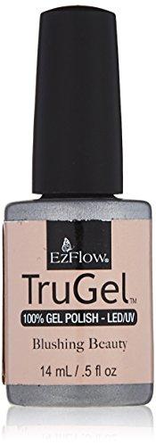 EzFlow, Gel de manicura y pedicura (Blushing Beauty) - 14 ml.