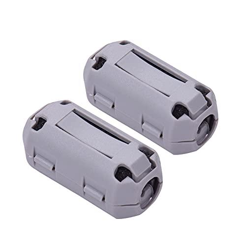 Bisofice Piezas de impresora 3D Filtros limpiadores de filamentos de 1,75 mm Bloque de limpieza de espuma de goma Eliminación de polvo para ABS PLA PETG u otros filamentos de impresión, 2 piezas