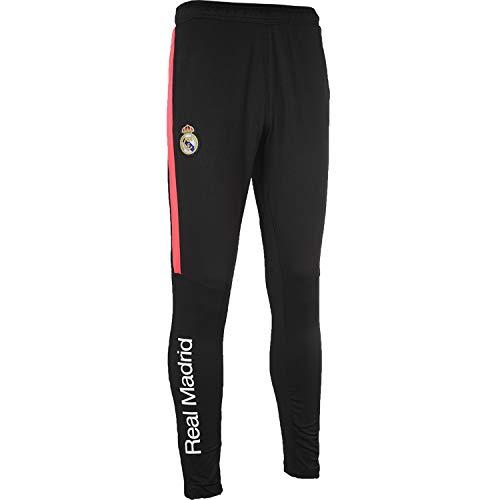 Real Madrid Trainingshose, offizielle Kollektion, Erwachsenengröße X-Small Schwarz