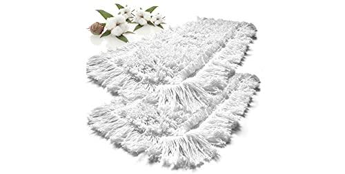 2 x Wischmop aus Baumwolle 40 cm