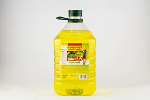 Olio per torce alla citronella