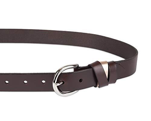 NYDJ Women's 100% Leather Casual Belt 3