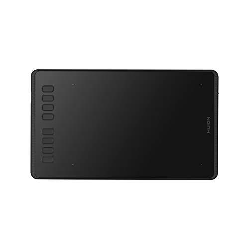 Huion H950P ペンタブ 8.7×5.4インチ Android6.0以上対応 携帯・スマホで使えるペンタブ 8192筆圧 充電不要ペン Type-C OTGアダプター付き 無源ペンタブレット一年保証