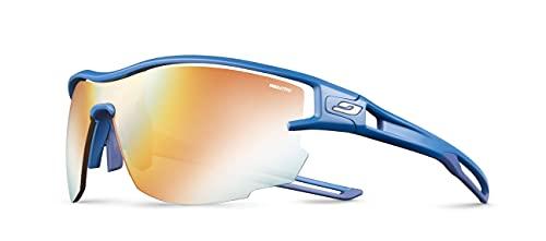 Julbo Aero Gafas, Unisex Adulto, Azul, Azul y Blanco, Talla única