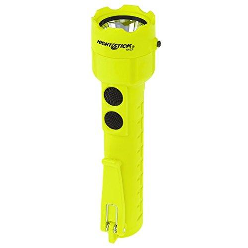Nightstick XPP-5422G 3 AA Intrinsically Safe Permissible Dual-Light Flashlight, Green