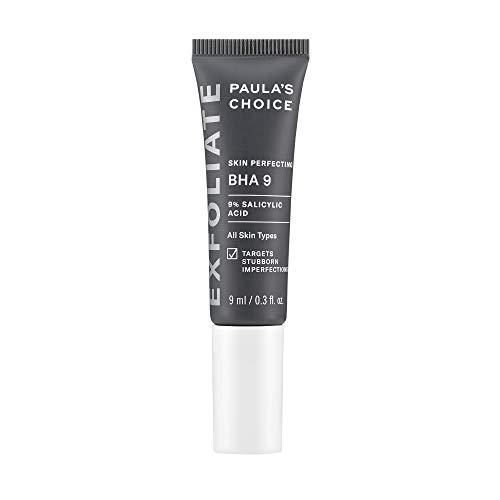 Paula's Choice Skin Perfecting BHA 9 Spot Treatment, 9% Salicylic Acid Exfoliant for Large Pores & Milia Prone Skin, 0.3 Ounce