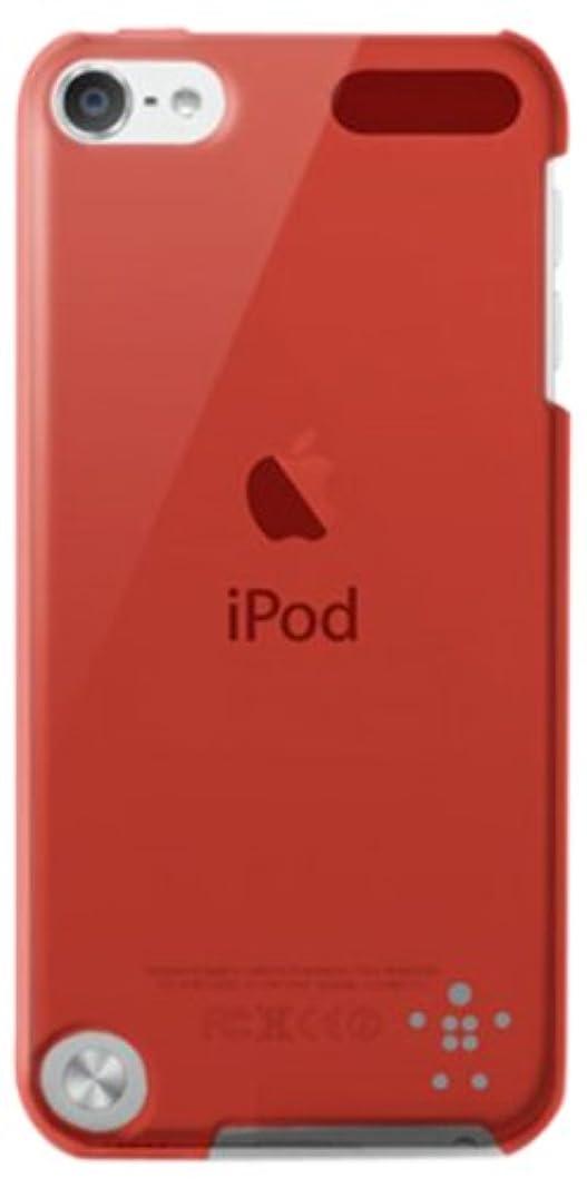 チャールズキージング回答しわ【国内正規代理店品】belkin ベルキン iPod touch 第5世代専用 ハードケース/カバー Shield Sheer ローズピンク F8W144qeC04