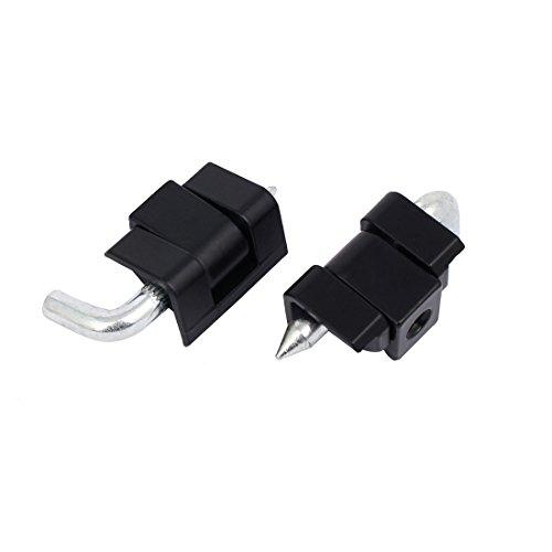 Aexit Panel eléctrico del gabinete Tipo de metal Pin extraíble Bisagras (model:...