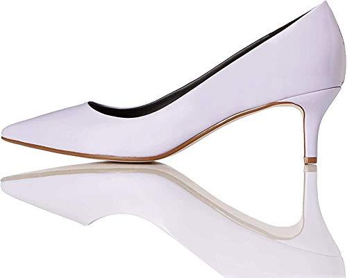 find. Kitten Court Zapatos de tacón con punta cerrada Mujer, Morado (Lilac), 36 EU (3 UK)
