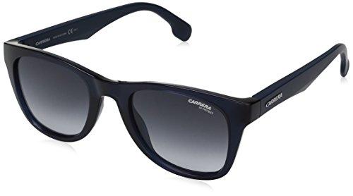Carrera 5038/S 9O Pjp 51 brilmontuur, blauw (blauw/donkergrijs), unisex, volwassenen