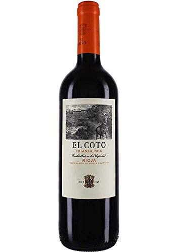 El Coto Rioja Crianza 2016 13,5% - 750 ml