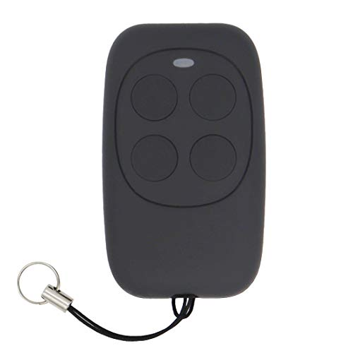 Universal Garage Door Remote Gate Cloning Remote for Garage Door Opener Gate Duplicator Frequency 280Mhz-870Mhz Learning,Fixed and Rolling Code Compatible with Lots of Brand Garage Remote
