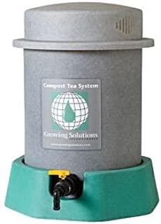 Compost Tea Brewer - 10 Gallon