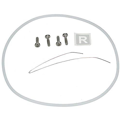 SPARES2GO Kit de juntas de sumidero compatible con lavavajillas Bosch