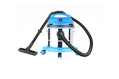 Aspirapolvere 35l bidone aspiratutto professionale 1500W aspira solidi liquidi