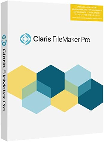 Claris FileMaker Pro 19 Advanced Upgrade ESD PC Mac Online Code product image
