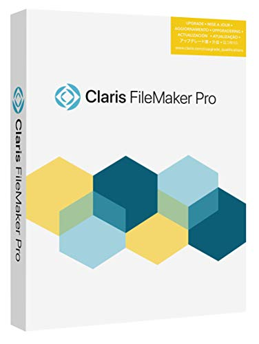 Claris FileMaker Pro 19 Advanced Upgrade ESD [PC/Mac Online Code]