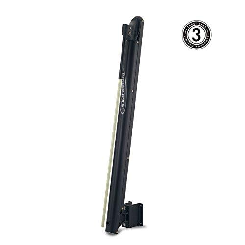 Power-Pole Sportsman II, 8ft., Black
